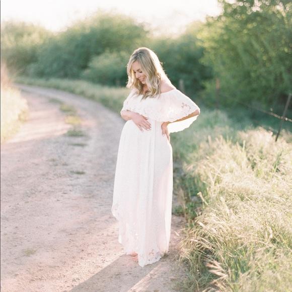4306146aa0 Fillyboo Dresses   Skirts - Fillyboo maternity wonder years dress inn ivory